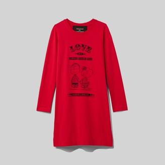 Marc Jacobs Peanuts x The T-Shirt Dress