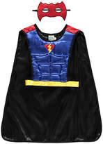 GREAT PRETENDERS Batman Superhero Customer With Reversible Mask