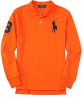 Ralph Lauren Long Sleeve Big Pony Polo