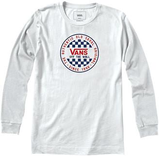 Vans OG Checker Long Sleeve T-Shirt