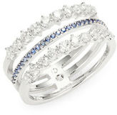 Nadri Tiered Cubic Zirconia Ring