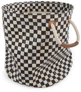 Mackenzie Childs MacKenzie-Childs Courtly Check Large Storage Tote