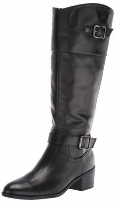 Bandolino Footwear Women's Pries Wide Calf Knee High Boot