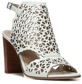 Via Spiga Women's Garnet Perforated Ankle Strap Sandal