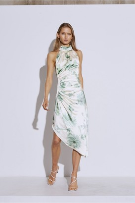 C/Meo Collective IN BLOOM DRESS cream washed floral