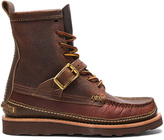 Yuketen Maine Guide DB Boots w/ Strap