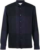 Stephan Schneider checked shirt - men - Cotton - M