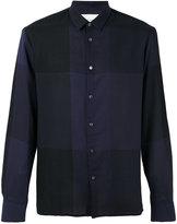 Stephan Schneider checked shirt - men - Cotton - M