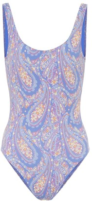 Etro Paisley swimsuit