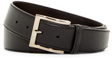 a. testoni Karibu Calf Leather Belt