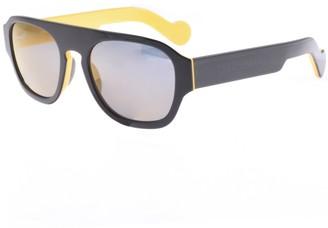 Moncler ML0096 92D Sunglasses Blue