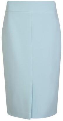 HUGO BOSS Italian Jersey Split Pencil Skirt