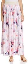 T Tahari Farah Floral Skirt