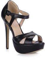 DolphinBanana DolphineGirl Women Ladies Fashion Platform Open Toe Ankle Strap High Heel Sandals Pumps Shoes SM00287