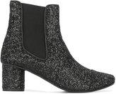 Stine Goya glitter 'Anita' boot - women - Leather/PVC - 39