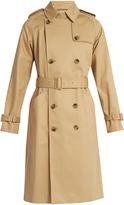 A.P.C. Greta cotton-gabardine trench coat