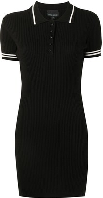 Cynthia Rowley Short-Sleeve Polo Dress