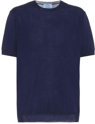 Prada Virgin wool T-shirt