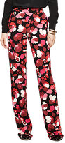 Kate Spade Falling florals high waisted trouser