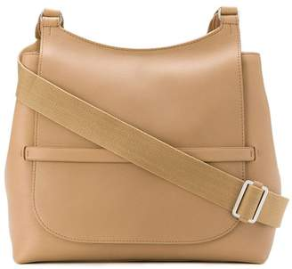 The Row large foldover tote bag