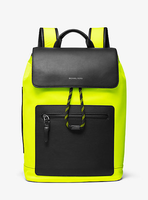 Michael Kors Brooklyn Nylon Backpack