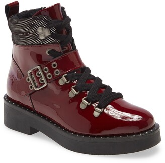 Bos. & Co. Fairy Waterproof Combat Boot