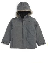 The North Face Toddler Boy's 'Mcmurdo' Waterproof Down Parka