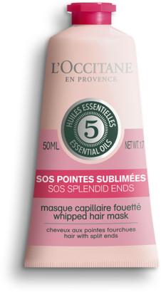L'Occitane Whipped Hair Mask - SOS Splendid Ends