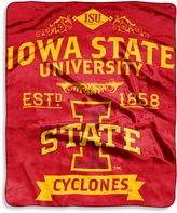Bed Bath & Beyond Iowa State University Raschel Throw Blanket