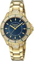 Ferré Milano Women's FM1L067M0071 Dial with Gold Stainless-Steel Band Watch.