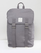 Jack Wills Coleridge Tracker Backpack Charcoal