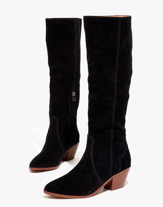 Madewell The Britt Boot with Extended Calf