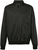 Lemaire shirt jacket - men - Cotton/Spandex/Elastane - 48