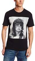 Bravado Men's The Rolling Stones Keith Smoke T-Shirt