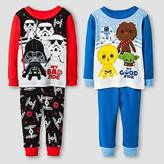 Star Wars Infant Boys' Pajama Set-Multi