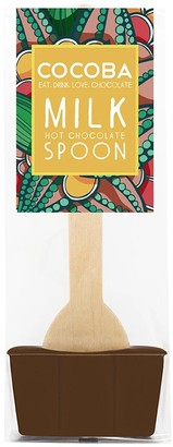 Cocoba Milk Chocolate Hot Chocolate Spoon 50g
