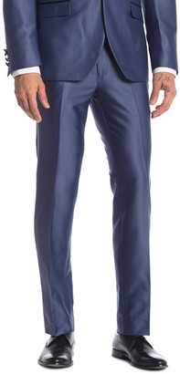 "Paisley & Gray Sloane Slim Fit Tuxedo Pants - 32"" Inseam"