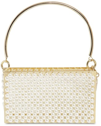 Rosantica CALIPSO EMBELLISHED TOP HANDLE BAG