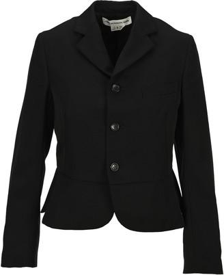 COMME DES GARÇONS GIRL Single Breasted Jacket