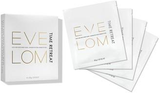 Eve Lom Time Retreat Sheet Mask - Set Of 4