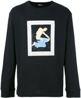 Raf Simons printed sweatshirt - men - Cotton - S