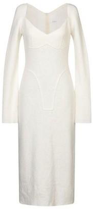 BEVZA 3/4 length dress