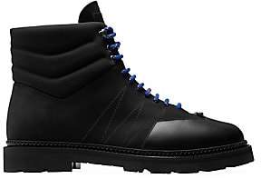 Bally Men's Zermatt Zeber Shearling-Lined Leather Boots