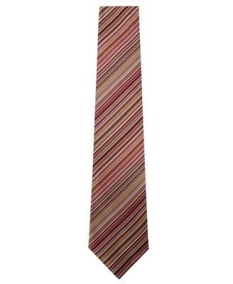 Paul Smith Classic Multi Stripe Tie Colour: MULTI, Size: One Size