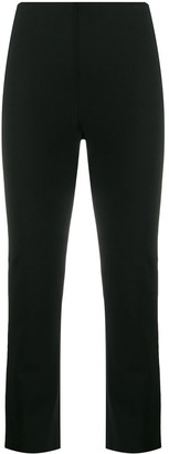 Vince Cropped Stretch Trousers