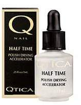 Qtica Half Time Polish Drying Accelerator - .25 oz by
