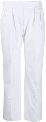 Max Mara Pleated Front High-Waisted Trousers
