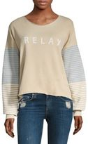 Wildfox Couture Relax Graphic Sweatshirt