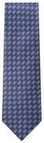 Salvatore Ferragamo Diagonal Gancini Printed Tie