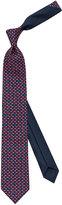 Thomas Pink Fish Print Tie